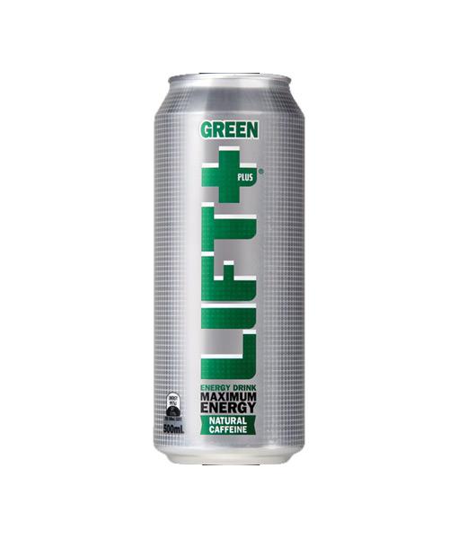 Lift Plus Can 500ml