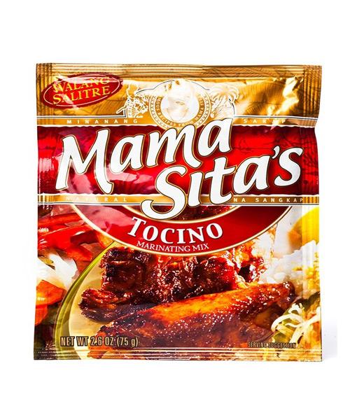Mamasitas Tocino Mix 75g