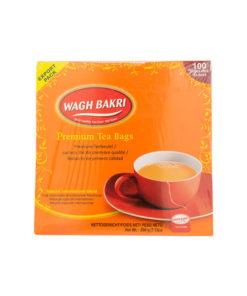 Wb Premium Tea Bags 100s