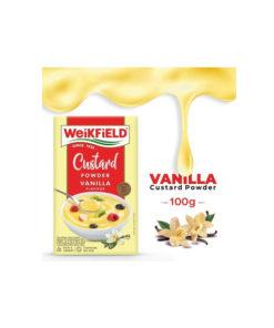 Weikfield Custard Vanilla 100g