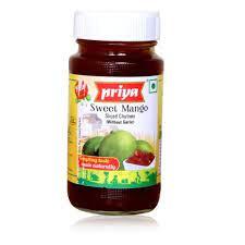 Priya Sweet Mango Pickle 300gm