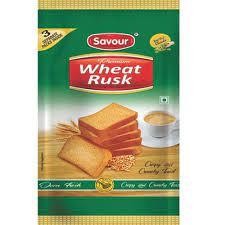 Savour Wheat Rusk 300g