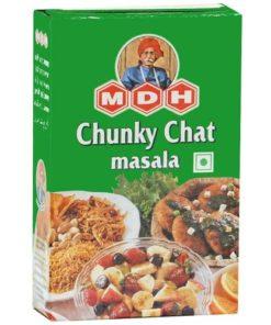 Mdh Chunky Chaat Masala 100g