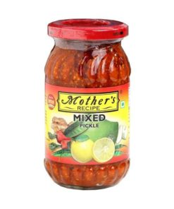 Mthrs Mixed Pickle 400g