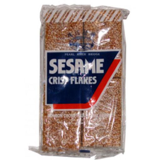Lbb Sesame Crisp Flakes 136g