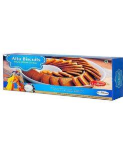 Lyallpur Atta Biscuits 250g