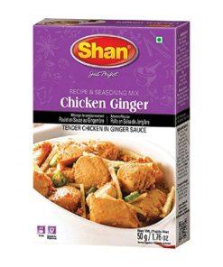 Sh Chicken Ginger Mix 50g