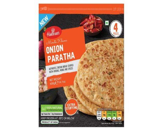 Haldi Onion Parantha 400g