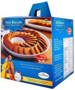 Lyallpur Atta Biscuits 1kg