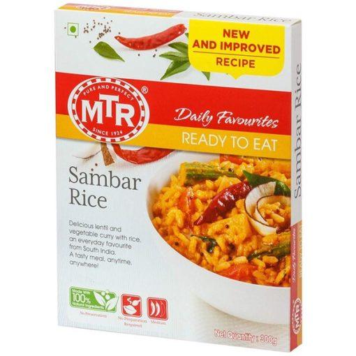 Mtr Sambar Ready To Eat 300g
