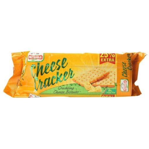 Pg Cheese Crackers 100g