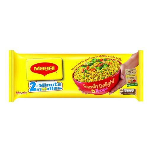 Maggi Masala Noodles 4pk 280g