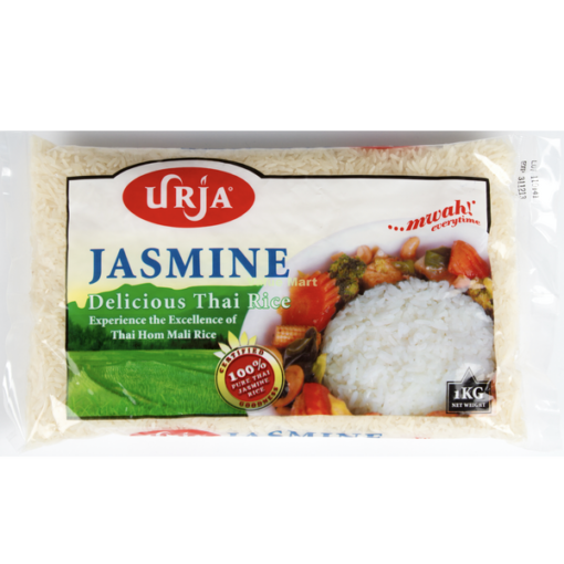 Urja Jasmine Rice 1kg