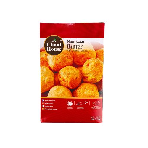 Chaat House Namkeen Butter 200g