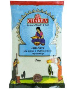 Chakra Idly Rava 1kg