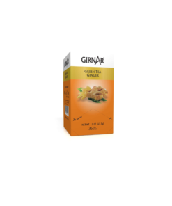 Girnar Green Tea Ginger 10s