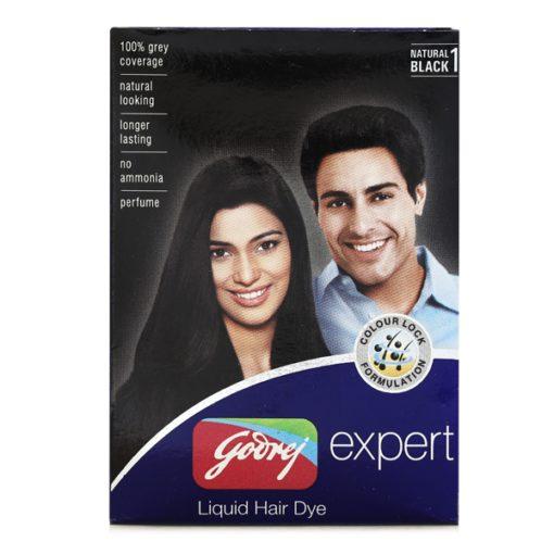 Godrej Liquid Hair Dye Black