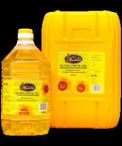 Kashish Sunflower Oil 5l