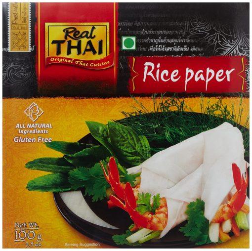 No.1 Rice Paper 22cm