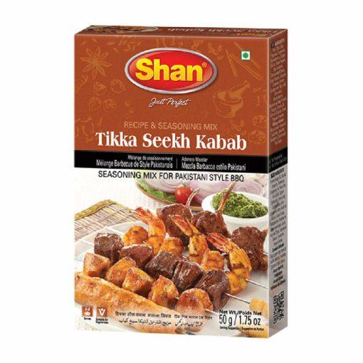 Tikka Seekh Kabab