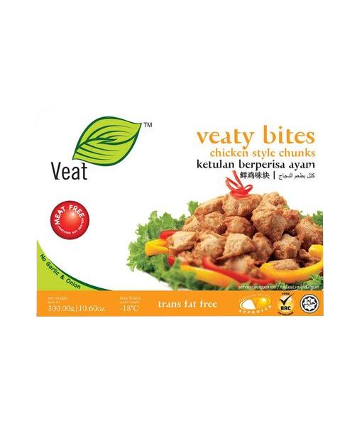 Veaty Bites Chicken 300g