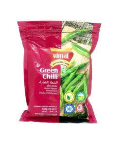 Vimal Green Chilli 340g