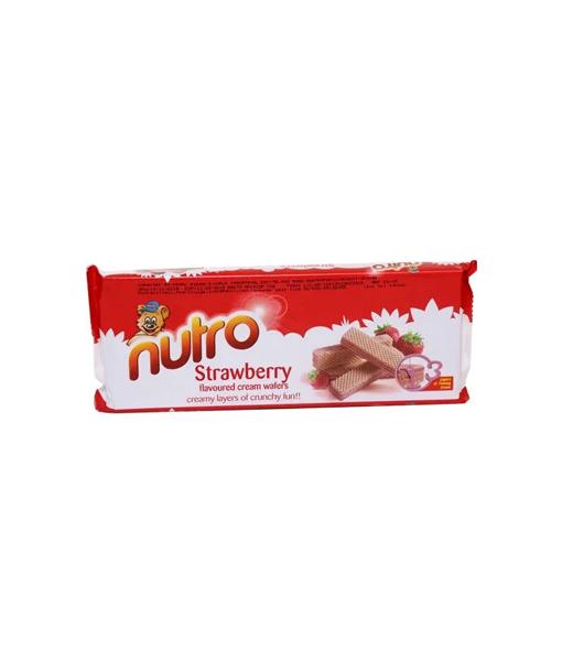Nutro Wafer Strawberry 75g